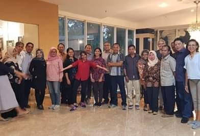 Lingkar Sosial dalam Gugus Tugas Pengurangan Stigma Kusta bersama NLR Indonesia