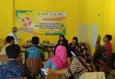 Kerjasama Lintas Sektor Lingkar Sosial Indonesia Kembangkan Pokja Wirausaha Disabilitas di Malang