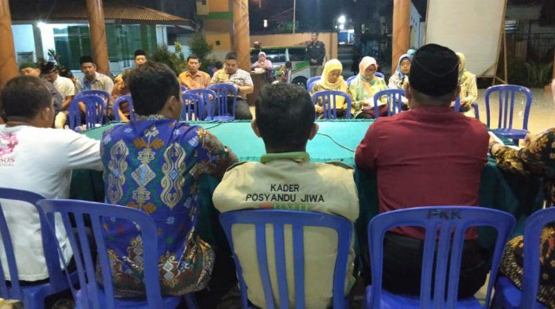 Rintisan Posyandu Disabilitas di Desa Bedali Kec Lawang Kab Malang