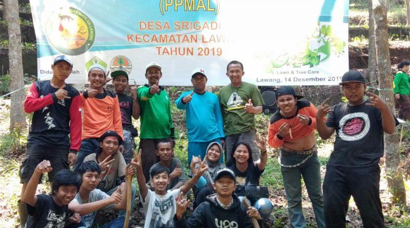 Pekan Penghijauan Mata Air Lawang Tanam 8000 Pohon