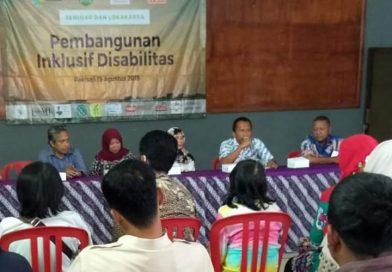 Merintis Desa Inklusi di Kabupaten Malang
