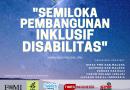 Pers Rilis: Semiloka DID di Pakisaji untuk Menginisiasi Adanya Desa-desa Inklusi di Kabupaten Malang