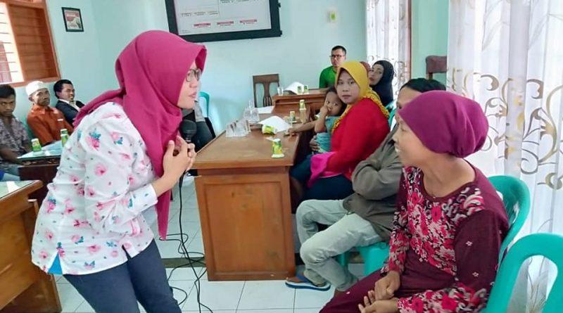 Pelatihan Mengisi Proposal UEP di Pokja Wirausaha Pagelaran