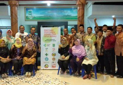 Pers Rilis Bersama: Posyandu Disabilitas Produk Perdana Program Desa Bedali Inklusif Disabilitas