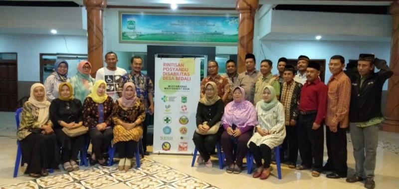 Struktur Kepengurusan Lingkar Sosial Indonesia