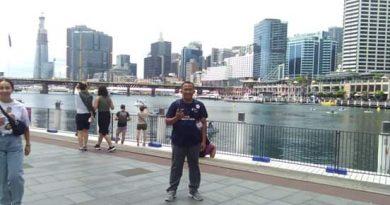 Menengok Aksesibilitas di Darling Harbor Sydney
